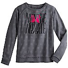 Minnie Mouse Icon Pullover Top for Women by Disney Boutique