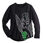 Tinker Bell Long Sleeve Fashion Tee for Women by Disney Boutique