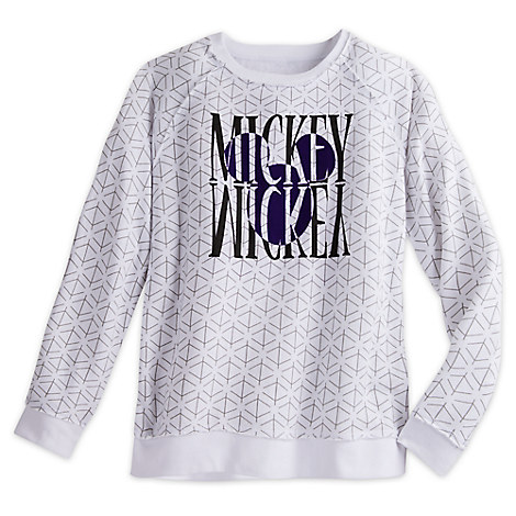 Mickey Mouse Icon Pullover Top for Women by Disney Boutique