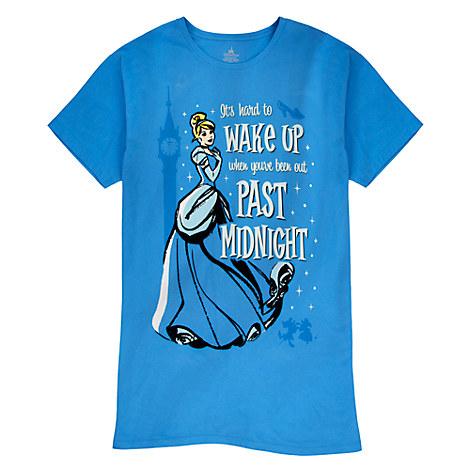 Cinderella Nightshirt for Women