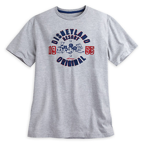 Mickey Mouse and Friends Athletic Tee for Men - Disneyland