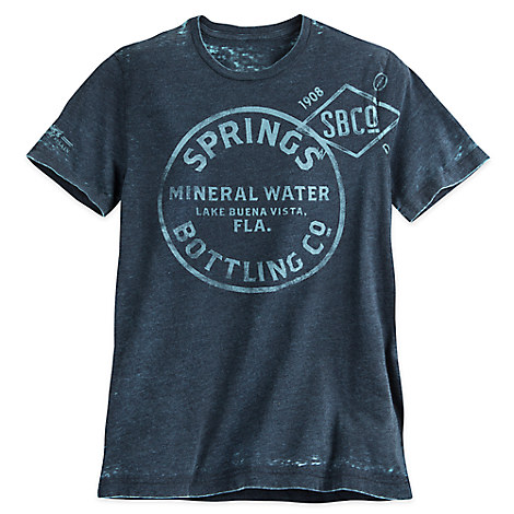 Springs Bottling Co. Tee for Men - Twenty Eight & Main Collection