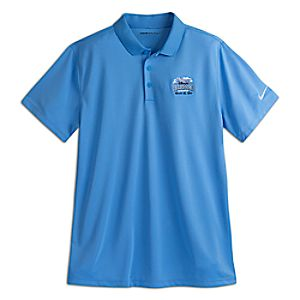 Disneys Saratoga Springs Resort & Spa Polo Shirt for Men by Nike Golf