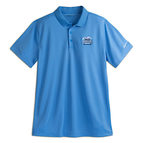 Disney's Saratoga Springs Resort & Spa Polo Shirt for Men by Nike Golf