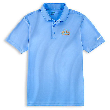 Disney's Animal Kingdom Polo Shirt for Men by NikeGolf