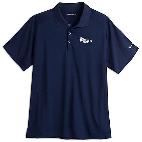 Disney's Beach Club Resort Polo Shirt for Men by Nike Golf