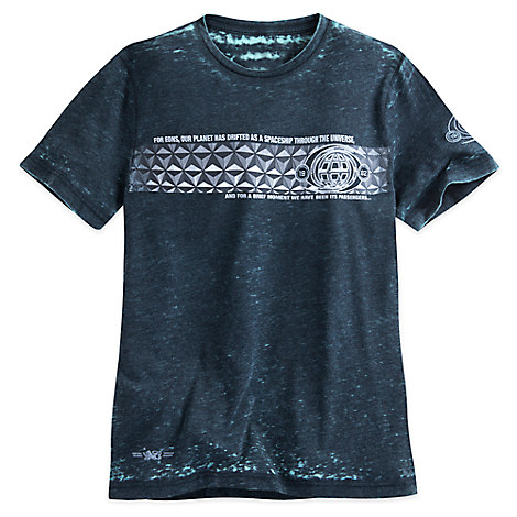 Spaceship Earth Tee for Men - Walt Disney World - Twenty Eight & Main Collection