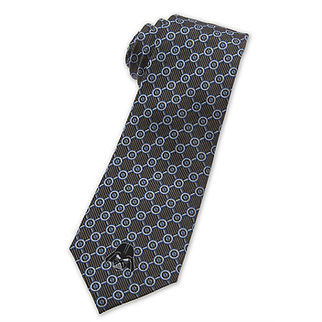 Darth Vader Tie for Adults - Star Wars