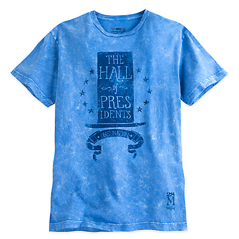 The Hall of Presidents Tee for Men - Twenty Eight & Main Collection