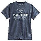 Matterhorn Burnout Tee for Men - Twenty Eight & Main Collection