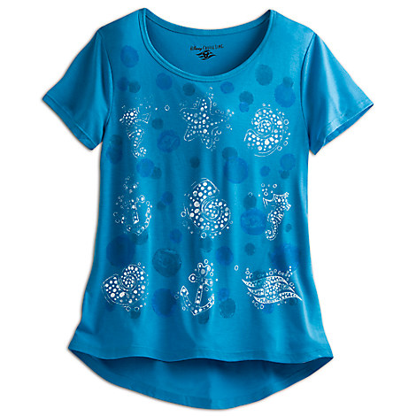Disney Cruise Line Fashion Tee for Women - Scoop-Neck