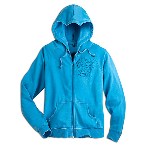 Disney Cruise Line Fashion Hoodie for Women