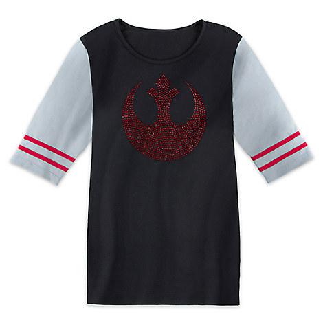 Star Wars Rebel Alliance Starbird Fashion Tee for Women