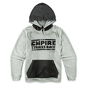The Empire Strikes Back Pullover Hoodie for Men - Star Wars