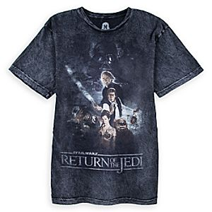 Disneystore Star Wars: Return Of The Jedi Tee For Men