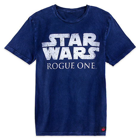 Rogue One: A Star Wars Story Logo Tee for Men