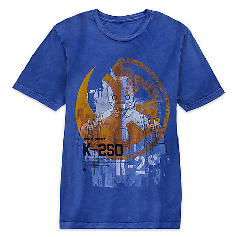 K-2SO Tee for Men - Rogue One: A Star Wars Story
