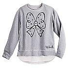 Minnie Mouse Bow Fashion Sweatshirt for Women