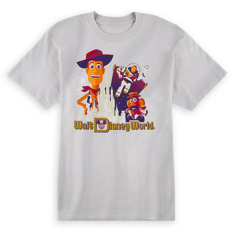 Toy Story Tee for Adults - Walt Disney World