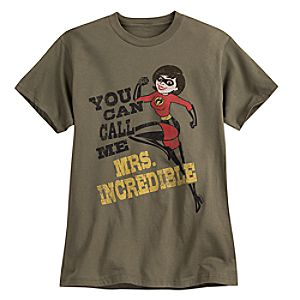 Mrs. Incredible Tee for Adults - The Incredibles