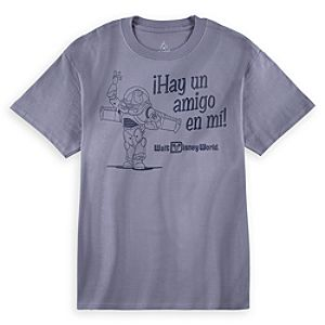 Buzz Lightyear ''Hay Un Amigo en Mi!'' Tee for Adults - Walt Disney World