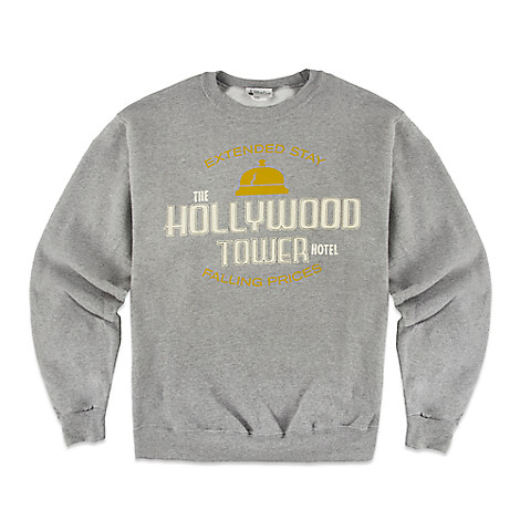 Hollywood Tower Hotel Sweatshirt for Men