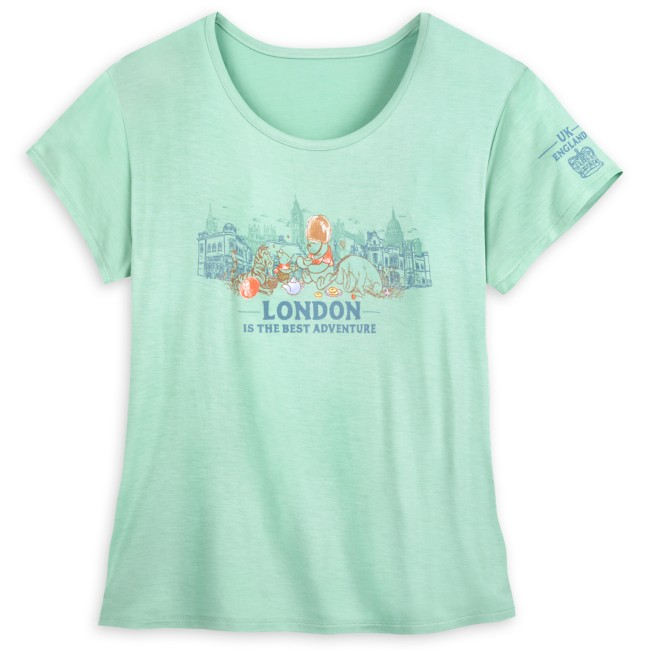 Winnie the Pooh Classic T-Shirt for Women