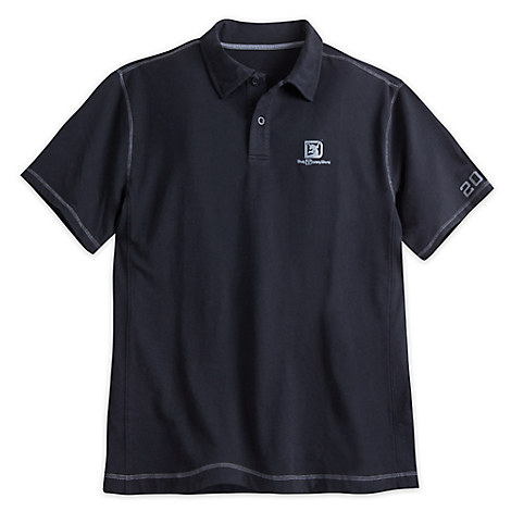 Sorcerer Mickey Mouse Polo for Adults - Walt Disney World 2017