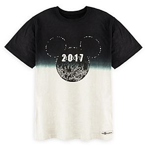 Mickey Mouse Constellation Tee for Men - Walt Disney World 2017