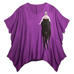 Ursula Fashion Tee for Women by Disney Boutique