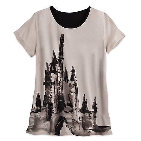 Fantasyland Castle Tee for Women - Kingdom Couture