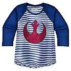 Rebel Alliance Starbird Raglan Tee for Women - Star Wars Boutique