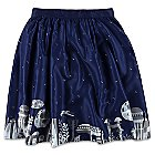 Star Wars Galaxy Skirt for Women by Star Wars Boutique