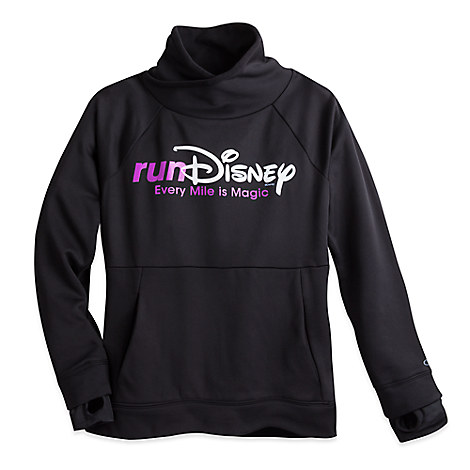 runDisney Duofold Performance Fleece Pullover for Women by Champion®