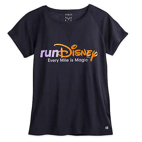 runDisney Vapor® Performance Tee for Women by Champion®