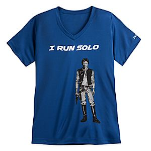 Han Solo runDisney Performance Tee for Women