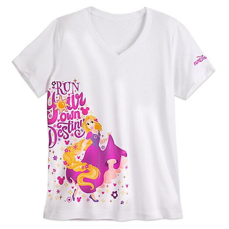 Rapunzel runDisney Performance Tee for Women