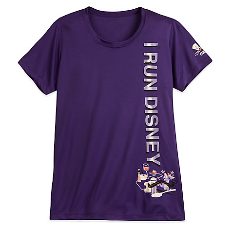 Remy runDisney Performance Tee for Women