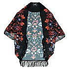 Mickey Mouse Paisley Cape for Women by Disney Boutique