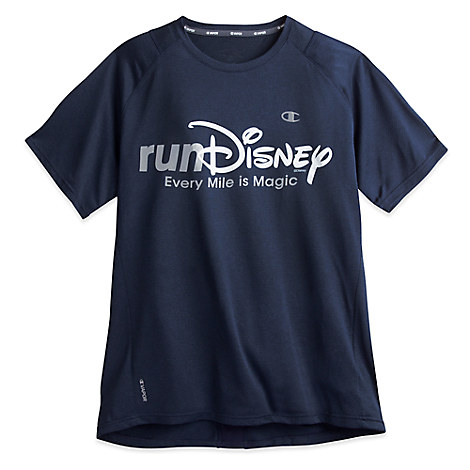runDisney Vapor® Performance Tee for Men by Champion®