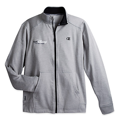 runDisney Duofold Performance Zip Jacket for Men by Champion®