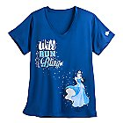 Cinderella runDisney Performance Tee for Women