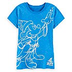 Sorcerer Mickey Mouse Tee for Women - Walt Disney World 2017