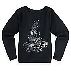 Sorcerer Mickey Mouse Sweatshirt for Women - Walt Disney World 2017
