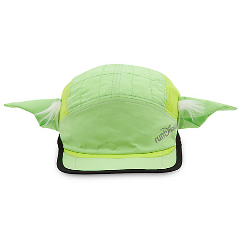 Yoda runDisney Cap for Adults - Star Wars