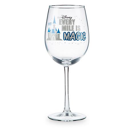 runDisney Stemmed Glass Set 2017