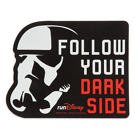 Stormtrooper runDisney Magnet - Star Wars