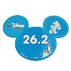 Mickey Mouse runDisney 2017 Magnet - 26.2