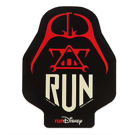 Darth Vader runDisney Magnet - Star Wars