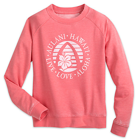 Aulani, A Disney Resort & Spa Pullover Sweatshirt for Women